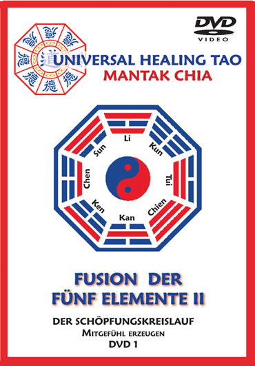 DVD Fusion of 5 Elements - Level II